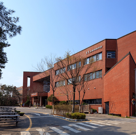 부천 가톨릭대학교 학생회관