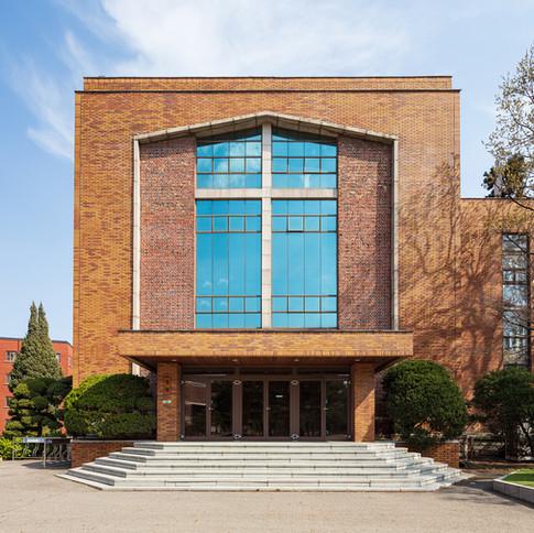 가톨릭대학교 신학대 성당