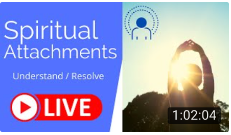 Understanding & Removing Spiritual Attachments Hypnosis