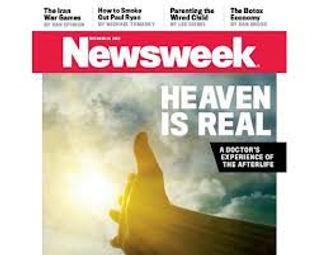 Newsweek heaven spiritual regression