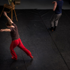 Free Contemporary Dance Warm Up