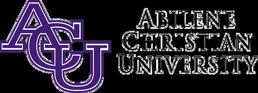 Abilene_Christian_University_wordmark_15