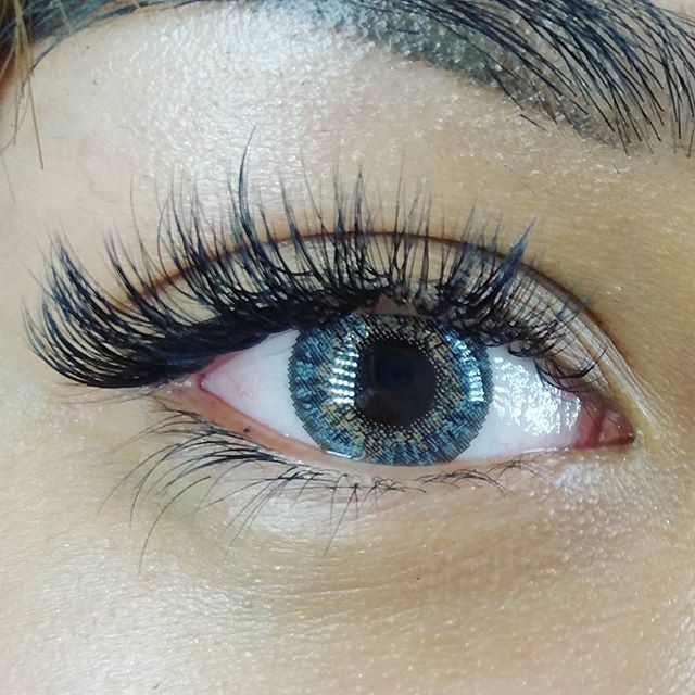 Eyelash Extensions Honolulu Babe Cave Hawaii