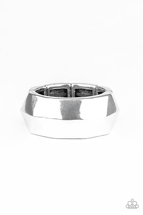 Industrial Mechanic Silver Ring - Item #R1070