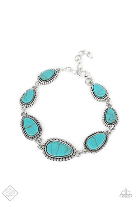 Elemental Exploration Blue Bracelet - B1476