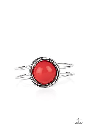 Take It From The POP! Red Bracelet - B1376