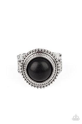 Evolutionary Essence Black Ring - Item #1256