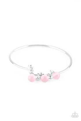 Marine Melody Pink Bracelet - B1029