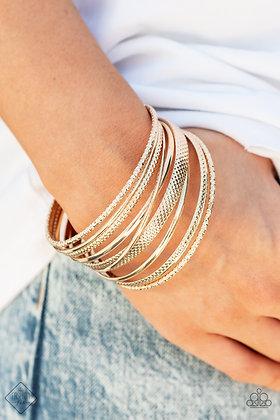 Circlet Circus Gold Bracelet - B1484
