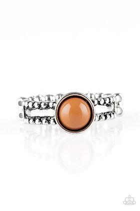 TREK and Field Brown Ring - R1301