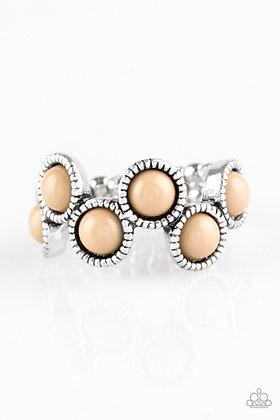 Foxy Fabulous Brown Ring - R1296