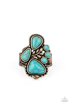 Mystical Mesa Brass Ring - R1380