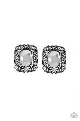 Young Money Silver Earring - Item E#1279