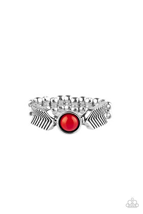 Awesomely ARROW-Dynamic Red Ring - Item #R1066