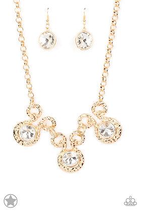 Hypnotized - Gold Necklace - N1300