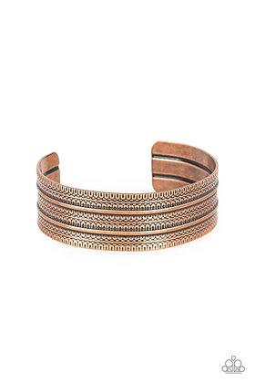 Absolute Amazon - Copper Bracelet Item #B1246