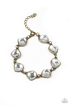 Perfect ImperfectionBrass Bracelet - Item #B1280