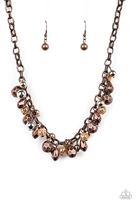 Building My Brand Multi Necklace - N1414