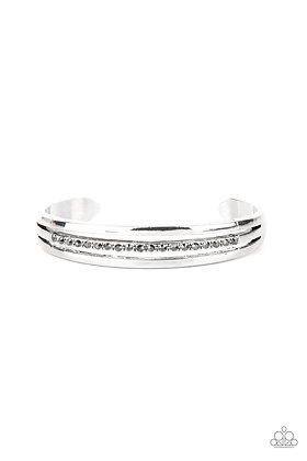 A Point Of Pride Silver Bracelet - B1317