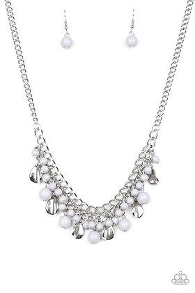Summer Showdown Silver Necklace - N1334