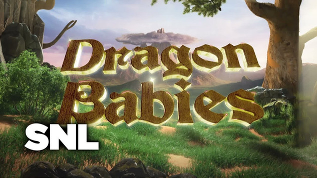 Dragon Babies - Saturday Night Live