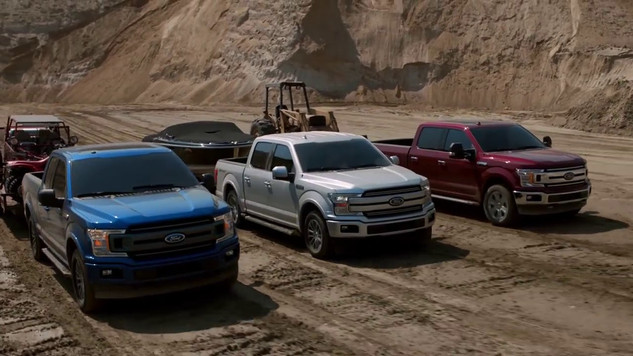 Ford F150: Law