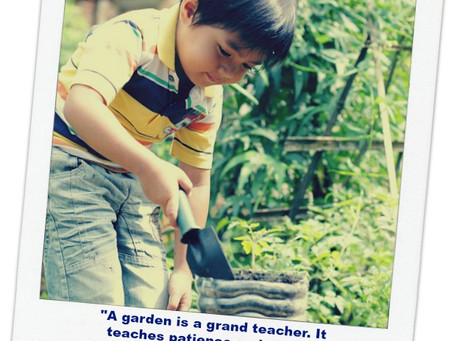 The Lessons a Garden Teaches: Books that Explore Gardening with Kids