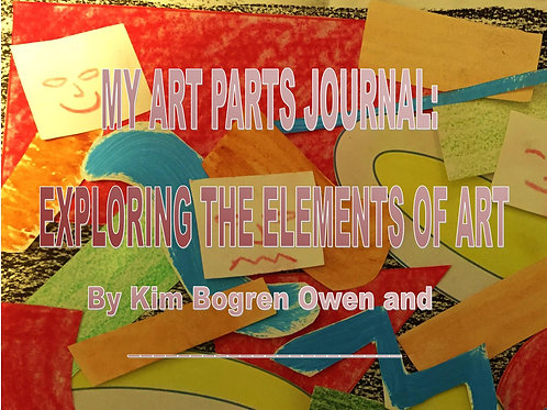 Art Parts Companion Journal PDF