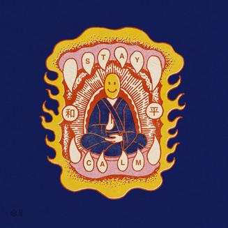 Stay Calm / Monk-Key