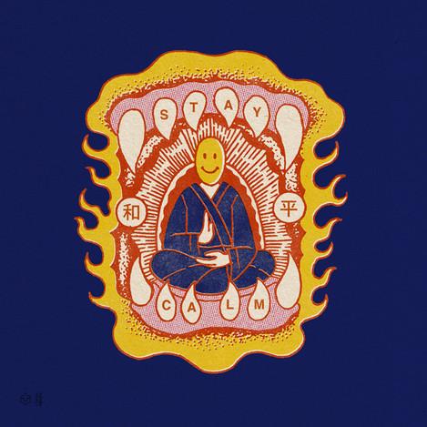 Monk Key - Stay Calm