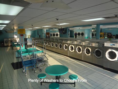 Monroe Road Laundromat