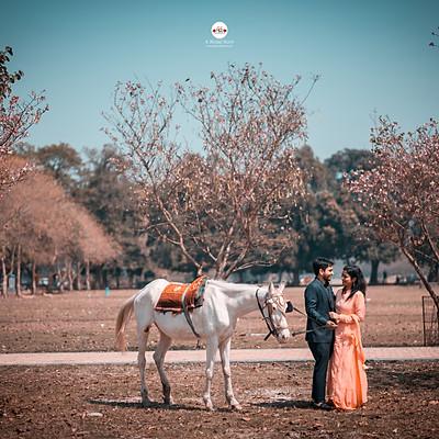 Rishabh & Ayushi Prewedding