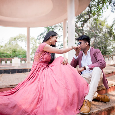 Prewedding : Amar & Mudra