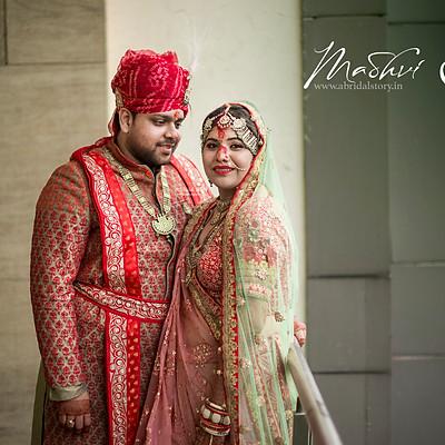 Madhvi & Saurav