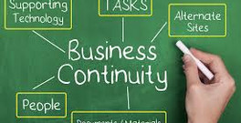 Our Business Continuity