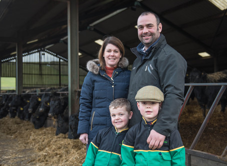 Alphaline reduces workload for Richardson family