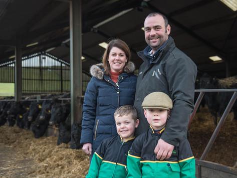 Alphaline reduces workload for Richardson family