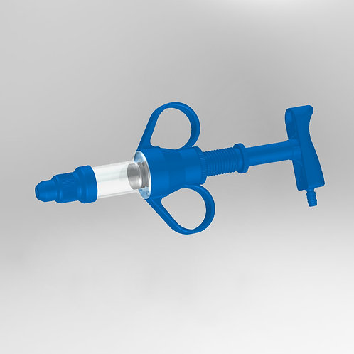 Phillips Blue 5ml Variable Dose Injector