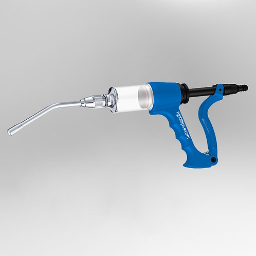 Phillips Blue 60ml HFV Variable Dose Drencher with 140mm Nozzle