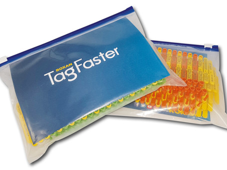 New packaging for TagFaster!