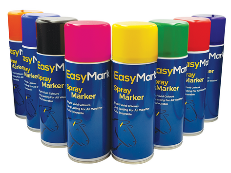 EasyMark Spray Markers