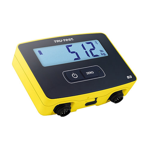 S3 Weigh Scale Indicator and System