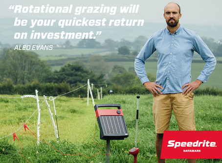 Speedrite leading innovation, reliability and peace of mind for Aled Evans