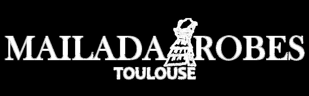 Logo Mailada Robes Blanc