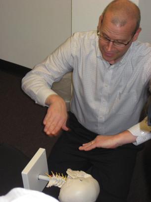 Dr Greg Adams Upper Cervical Chiropractic Seminarを受講して①
