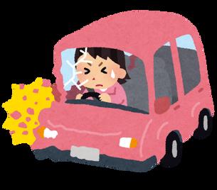 嘘と真実:交通事故による身体へのダメージ