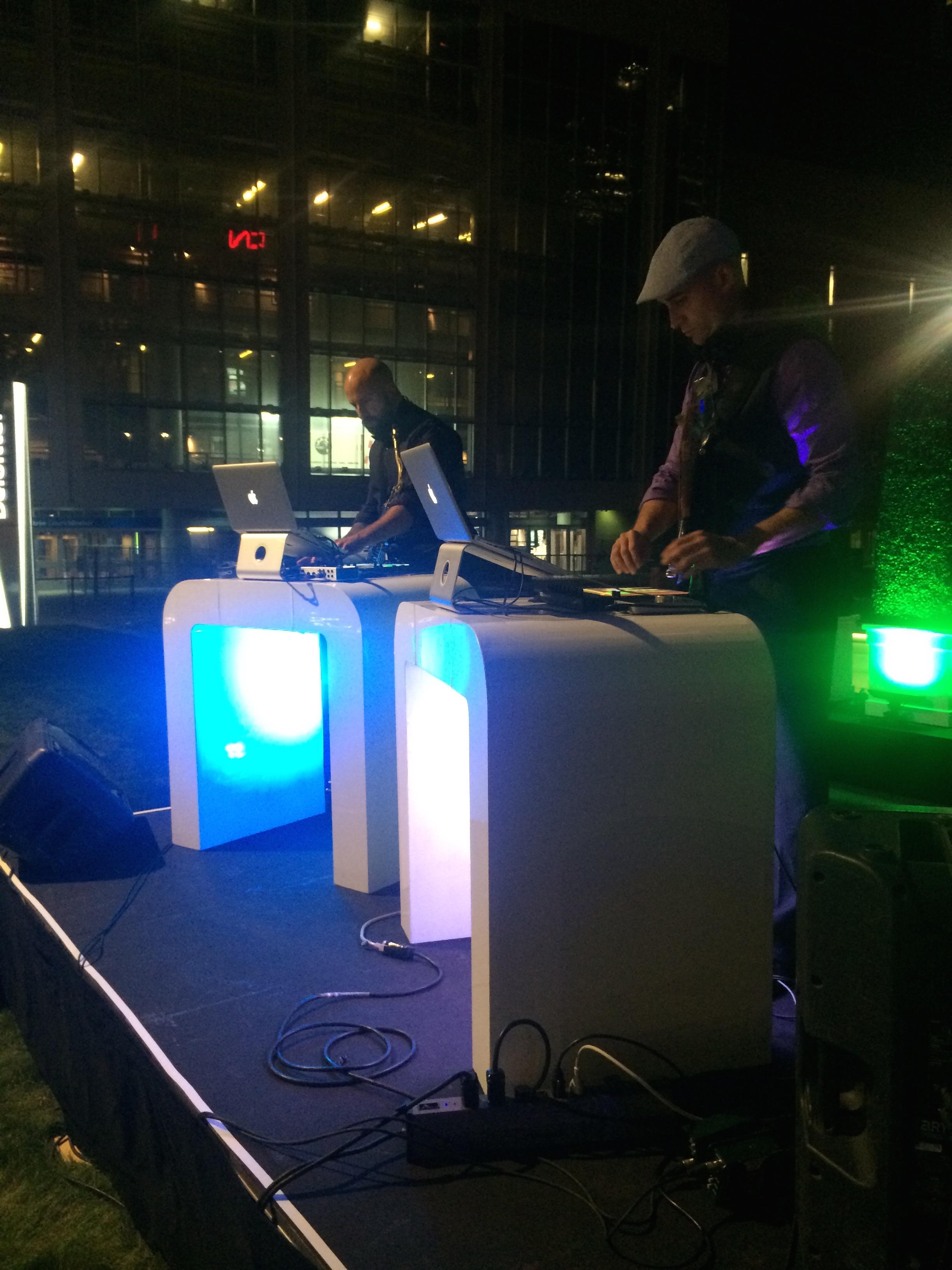 ÜRBEAT MONTRÉAL musiciens-DJ électro