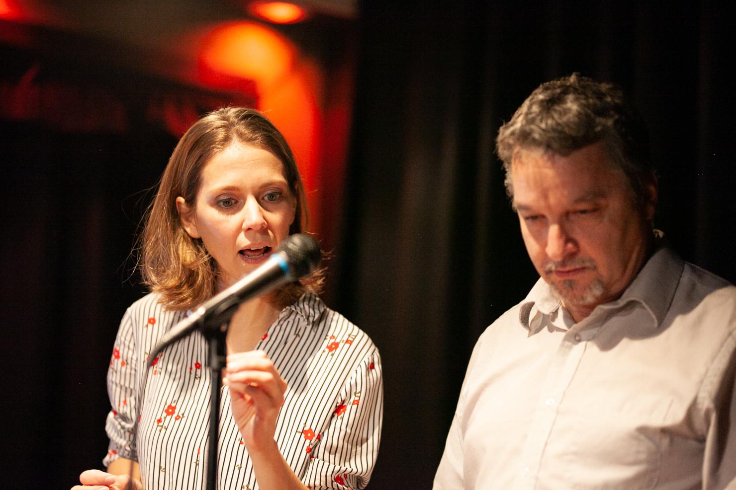 Chantal Blanchard professeur de chant