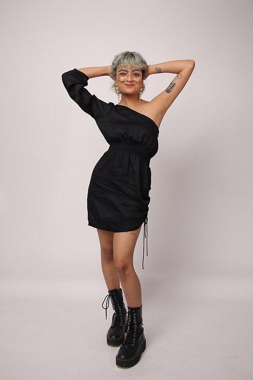 Black Statement Dress