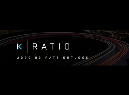 K-Ratio Q3 Rate Outlook
